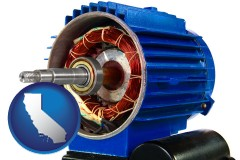 california an electric motor