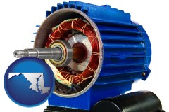 maryland an electric motor