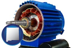 new-mexico an electric motor