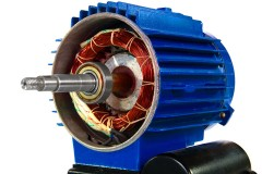 an electric motor